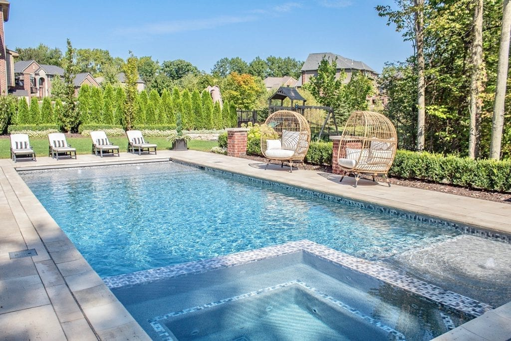 lawn care in northville and pool services too